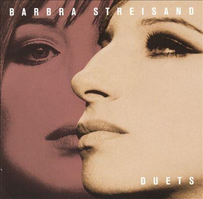 Capa do álbum Duets (Barbra Streisand)