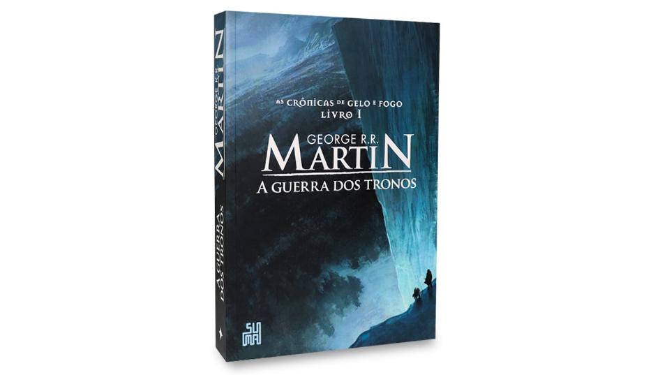 Cronicas de Gelo e Fogo Volume 1 - A Guerra dos Tronos - George R. R. Martin