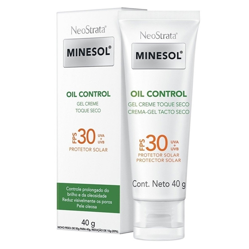 Protetor Solar Facial Neostrata Minesol Oil Control Fps70