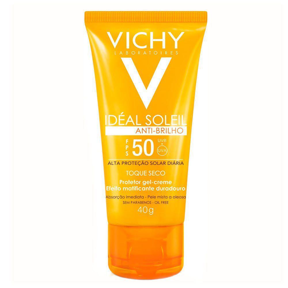 Vichy Ideal Soleil Antibrilho